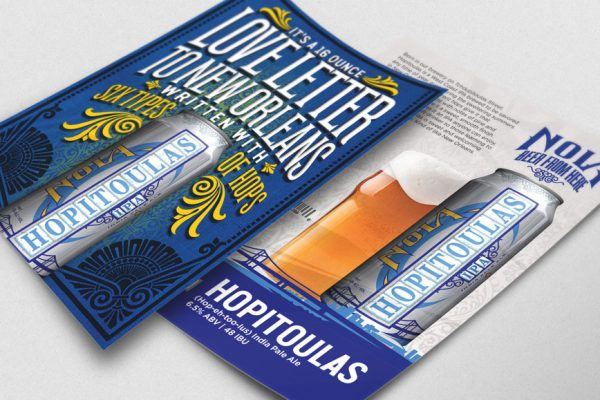 Nola Brewing Branding
