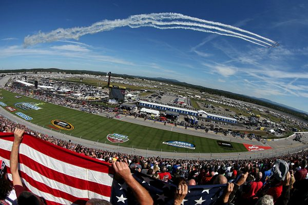 Talladega Superspeedway Fall 2016 TV